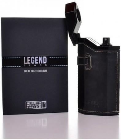 خرید عطر مردانه امپر لجند مشکی اصل Emper Legend Black