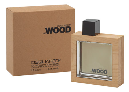 فروش ادکلن  مردانه وود (Dsquared He Wood)