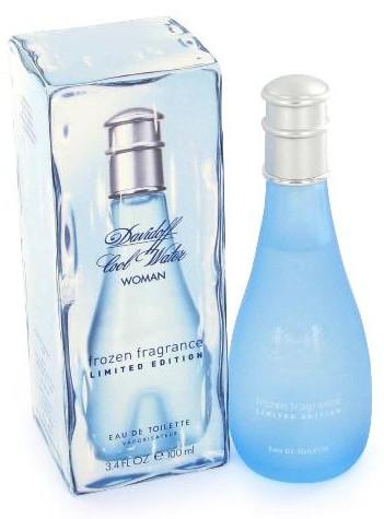 خرید پستی اینترنتی ارزان قیمت ادکلن زنانه کول واتر Davidoff Cool Water Frozen