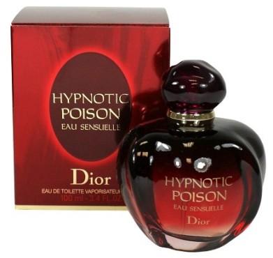 خرید ادکلن دیور زنانه Christian Dior / Hypnotic Poison Eau Sensuelle