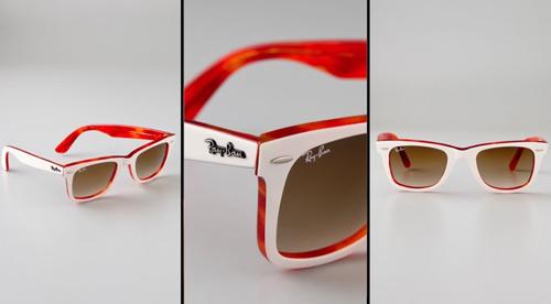 عینک ریبن مدل وبفری Ray Ban رنگ مشکی