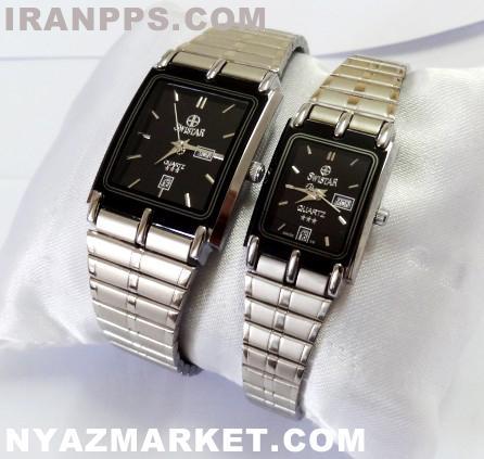 خرید ست عروس داماد - ست مردانه زنانه - ساعت سویستار - فروش ساعت مچی سویستار - قیمت ساعت های SWISTAR