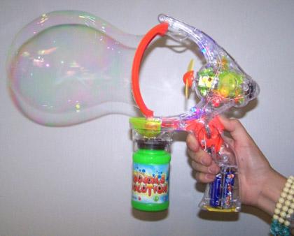 خرید اینترنتی پستی تفنگ حباب ساز بزرگ