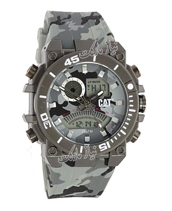 ساعت مچی کات,ساعت مردانه ورزشی,خرید ساعت چریکی.ساعت ارتشی اصل,ساعت دو زمانه دیجیتالی ,قیمت ساعت کاترپیلار اصل,نمایندگی ساعت های اسپرت CATERPILAR,فروش ساعت cat اورجینال