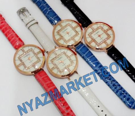 خرید ساعت - فروشگاه اینترنتی ساعت زنانه - مدل های ساعت شانل دخترانه - مدل ساعت بند چرم - طرح ساعت های زناه - فروشگاه خرید پستی - ساعت chanel