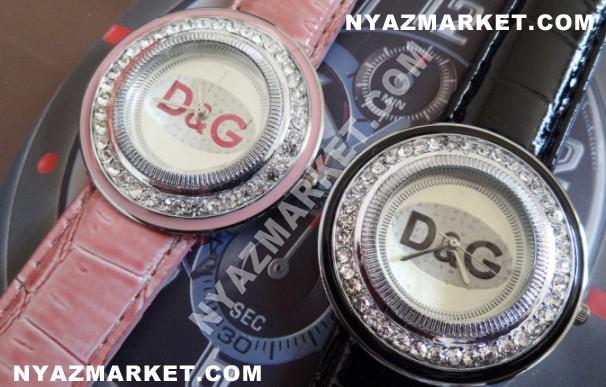 خرید ساعت دی اند جی - خرید اینترنتی پستی ساعت D&G - فروشگاه ساعت دخترانه و زنانه