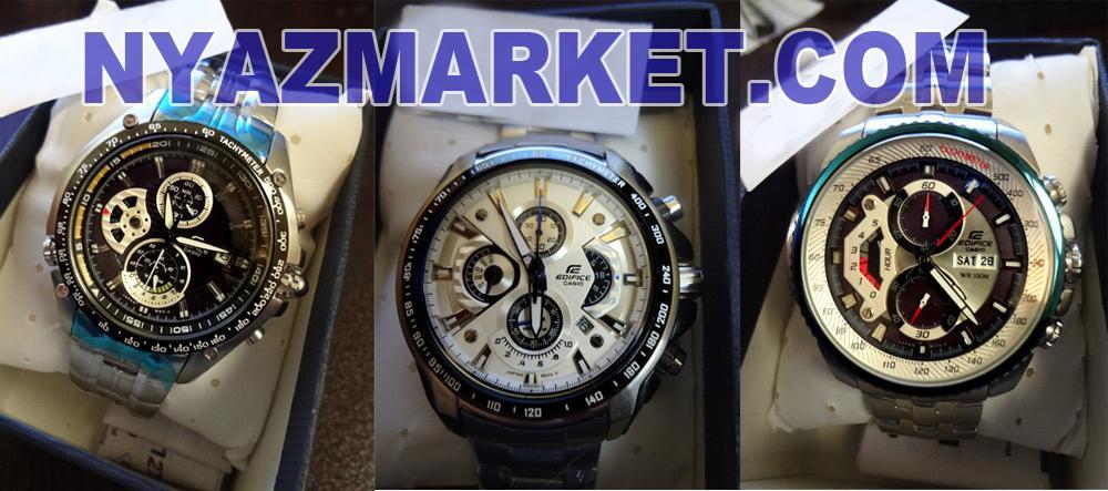 خرید ساعت مچی مردانه کاسیو مدل های جدید 2012