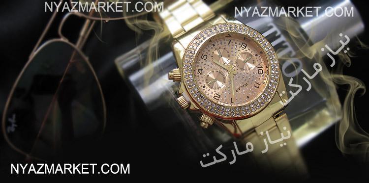 ساعت رولکس فروش خرید پستی اینترنتی سه موتوره ارزان قیمت