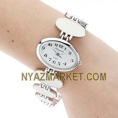 خرید ساعت - فروشگاه ساعت مچی زنانه دخترانه - ساعت شیک - فروش اینترنتی پستی ساعت زنانه بیضی