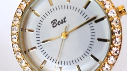 فروش ساعت بند گرد صفحه ساده مارک بست best