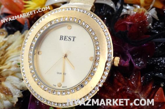 خرید اینترنتی ساعت زنناه مارک بست best