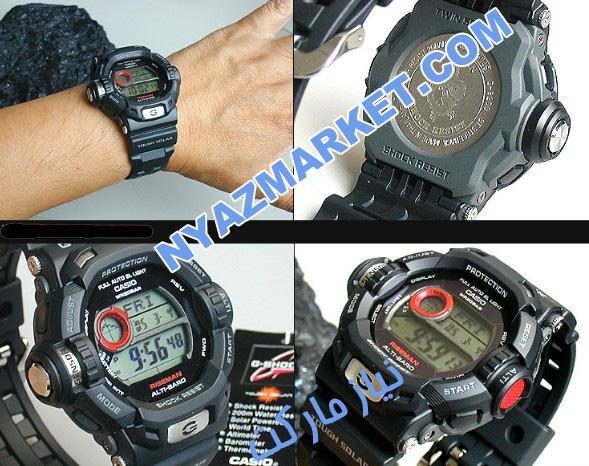 خرید اینترنتی پستی ساعت جی شاک