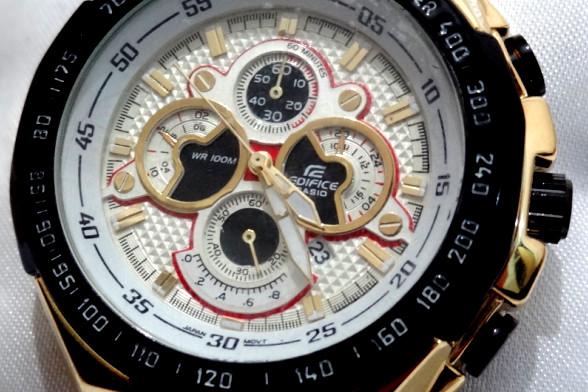 خرید اینترنتی ساعت کاسیو رنگ طلایی مدل 554