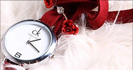 خرید پستی ساعت ck طرح LOVE
