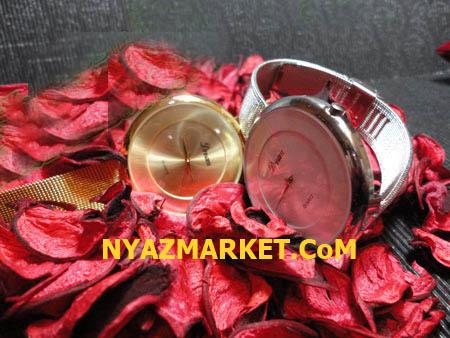 ساعت زنانه دریم رنگ نقره ای و طلایی