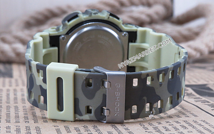 جی شاک,خرید ساعت مچی جی شاک,ساعت جی شاک ارتشی مدل Casio G-SHOCK GA-100,ساعت دیجیتالی ارتشی,ساعت کاسیو جیشاک مردانه,ساعت مچی Casio G-SHOCK GA-100 دو زمانه,ساعت چریکی,ساعت دخترانه 2 زمانه