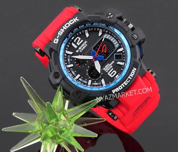 خرید ساعت جی شاک ,ساعت مچی مردانه ,ساعت اسپورت,خرید ساعت ,ساعت پسرانه جیشاک,فروش جی شاک مدل G-Shock GPW-1000RD-4A