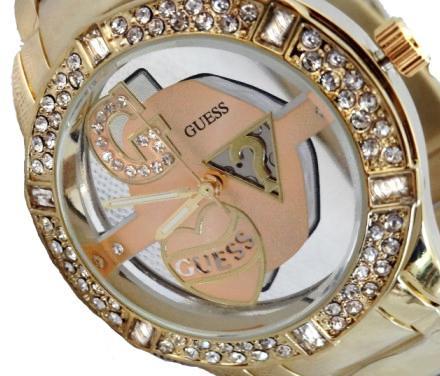 خرید و فروش ساعت مچی زنانه دخترانه مارک گس guess