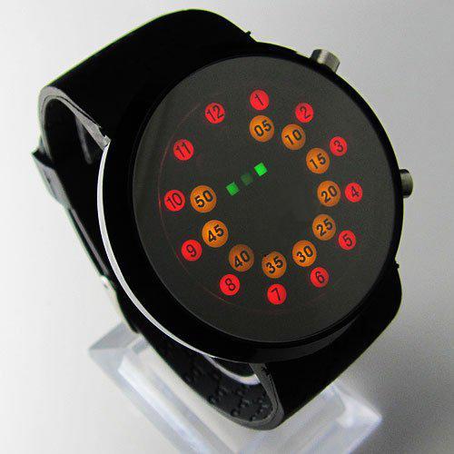 ساعت ال ای دی  , خرید ساعت led  , ساعت led mirror  , فروش ساعت ال ای دی  , ساعت led مردانه  , خرید پستی ساعت led mirror
