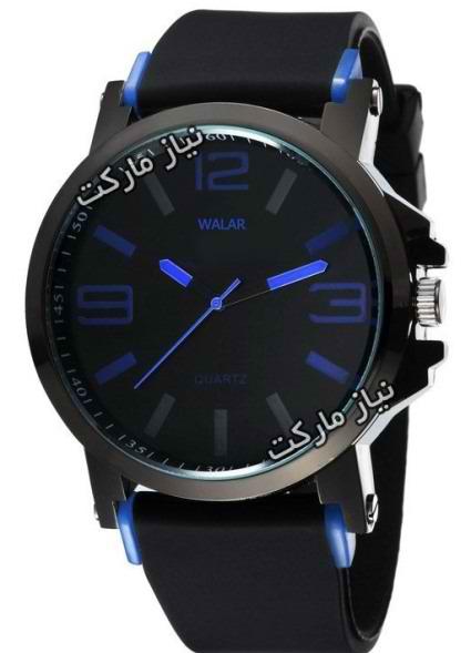 خرید ساعت والار طرح پوما 3 , فروش ارزان قیمت walar 3 puma