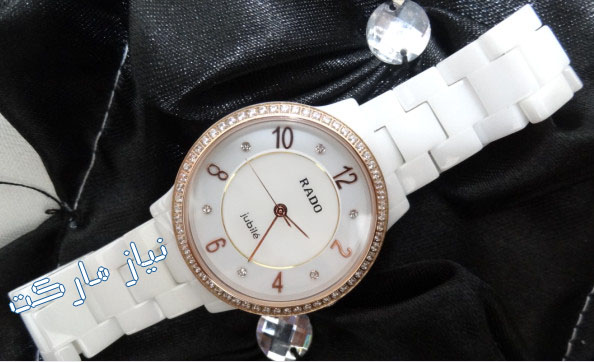 خرید ساعت رادو سرامیکی اصل rado jublie