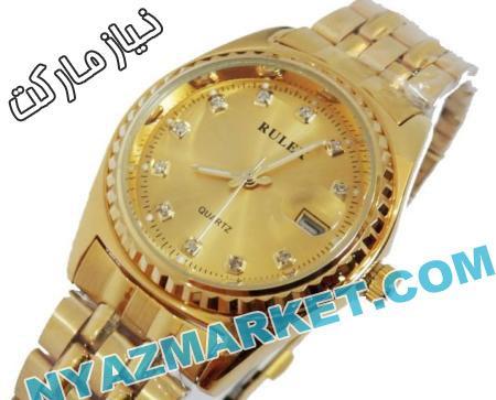 خرید ساعت - فروشگاه ساعت مچی - ست ساعت رولکس0 ساعت مردانه - ساعت عروس و داماد - ساعت هدیه - ساعت رولکس تقویم دار -
