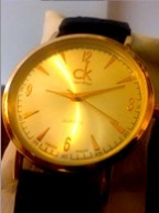 ساعت زیبای طرح جدید cK طرح 2011