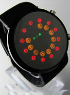 خرید ساعت مچی LED Mirror  ال ای دی آینه ای جدید
